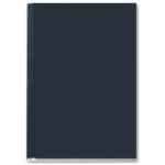 Tapa de encuadernación channel rigida negra lomo B capacidad 71/105 hojas