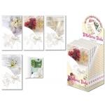 Tarjeta postal + billetero Arguval enlace modelos color surtidos