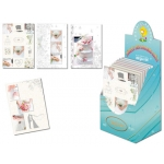 Tarjeta postal Arguval detalles de boda modelos color surtidos