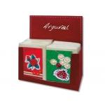 Tarjeta postal Arguval natura serie av modelos color surtidos