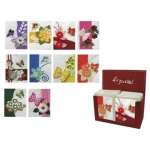 Tarjeta postal Arguval natura serie aw modelos color surtidos