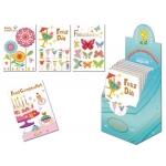 Tarjeta postal Arguval spring modelos color surtidos