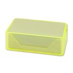 Tarjetas de visitas Liderpapel 90x55 mm color blanca 250 gr/m2 caja de 100