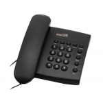Teléfono fijo bipieza manos libres 3 memoerias directas 10 indirectas