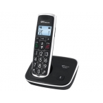 Teléfono inalámbrico spc Telecom teclas digitos y pantalla extra grandes compatible audífonos
