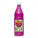Tempera liquida Jovi escolar 1.000 ml color magenta