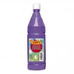 Tempera liquida Jovi escolar 1.000 ml color violeta