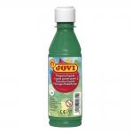 Jovi 50219 - Témpera líquida, color verde oscuro, bote de 250 ml