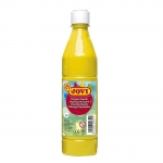 Jovi 50602 - Témpera líquida, color amarillo claro, bote de 500 ml