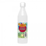 Tempera liquida Jovi escolar 500 ml color blanco