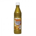 Jovi 50638 - Témpera líquida, color oro, bote de 500 ml