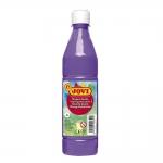 Jovi 50623 - Témpera líquida, color violeta, bote de 500 ml