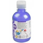 Liderpapel TP53 - Témpera líquida, color violeta metalizado, bote de 300 ml