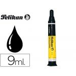 Tinta china Pelikan negra cargador