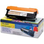 Tóner Brother amarillo referencia TN-320Y, impresoras HL-4140CN, DCP-9055CDN, MFC-9460CDN