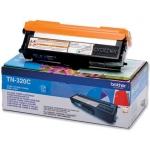 Tóner Brother cian referencia TN-320C, impresoras HL-4140CN, DCP-9055CDN, MFC-9460CDN