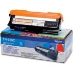 Tóner Brother cian referencia TN-325C, impresoras HL-4140CN, DCP-9055CDN, MFC-9460CDN