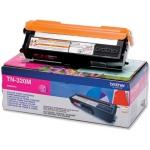 Tóner Brother magenta referencia TN-320M, impresoras HL-4140CN, DCP-9055CDN, MFC-9460CDN