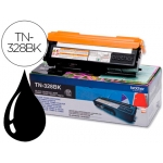Tóner Brother negro referencia TN-328BK, impresoras HL-4570CDW, DCP-9270CDN, MFC-9970CDW