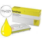 Tóner Brother referencia TN-02Y amarillo