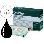 Tóner Brother referencia TN-03BK negro