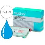Tóner Brother referencia TN-03C cian