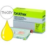 Tóner Brother referencia TN-03Y amarillo