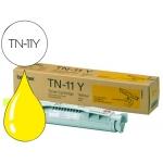 Tóner Brother referencia TN-11Y amarillo