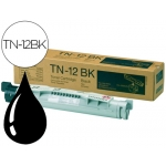 Tóner Brother referencia TN-12BK negro