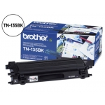 Tóner Brother referencia TN-135BK negro