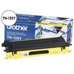 Tóner Brother referencia TN-135Y amarillo