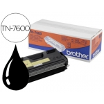 Tóner Brother referencia TN-7600 negro