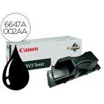 Tóner Canon CEXV3 negro referencia (6647A002)