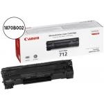 Tóner Canon crg 712 negro laser referencia 1870B002 lbp3010/3100