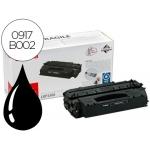 Tóner Canon laser 708h CRG 6k referencia (0917B002) negro