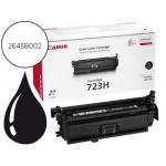 Tóner Canon laser CRG 723 referencia (2644B002) negro 5000 páginas