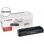 Tóner Canon referencia 1557A003 Nº FX-3 negro