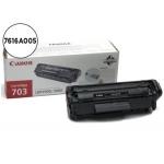 Tóner Canon referencia 7616A005 negro