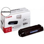 Tóner Canon referencia 8489A002 Nº EP-27 negro