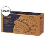 Tóner Epson EPL 6100, EPL referencia 6100L,negro, S050095 - EPL6200X