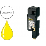 Tóner Epson XL referencia C13s050613 amarillo