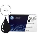 Tóner HP 05L Laserjet referencia CE505L negro