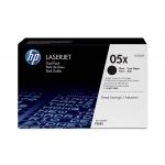 Tóner HP 05X referencia CE505XD negro Pack de 2