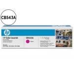 Tóner HP 125A referencia CB543A magenta