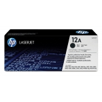 Tóner HP 12A referencia Q2612A negro