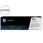 Tóner HP 131A referencia CF212A amarillo
