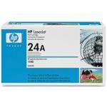 Tóner HP 24A referencia Q2624A negro