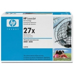 Tóner HP 27X referencia C4127X negro