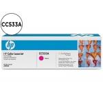 Tóner HP 304A referencia CC533A magenta