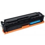 Tóner HP 305A referencia CE411A cian compatible